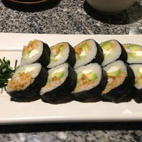 Photo taken at Sushi Roll by Lino B. on 3/1/2013