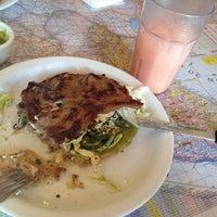 Photo taken at El Huarache Azteca by chris on 1/17/2014