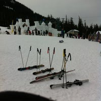 Photo taken at White Pass Ski Resort by Gordon S. on 3/2/2013