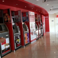Photo taken at CIMB Bank by Fione D. on 6/12/2013