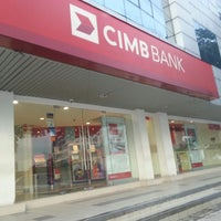 Photo taken at CIMB Bank by Fione D. on 5/11/2013