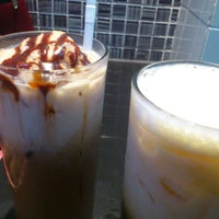 Photo taken at Le Crepe Cafe by Monani R. on 4/23/2013