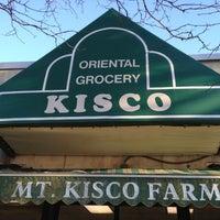 Photo taken at Mt Kisco Farm by Joshua on 1/5/2013