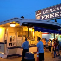 Photo taken at The Lewisburg Freez by Joshua on 6/22/2013