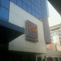 Photo taken at PVR Cinemas Kotak IMAX by Viraj K. on 5/6/2013