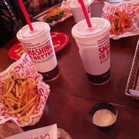 Photo taken at Smashburger by Paula M. on 5/27/2013