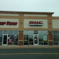 Photo taken at GNC by Myron S. on 5/4/2013