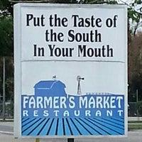 Photo taken at Farmer's Market Restaurant by Miriam B. on 4/13/2014