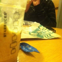 Photo taken at Starbucks by Naomi M. on 2/17/2013