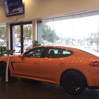 Photo taken at Reeves Porsche by Zaqueray B. on 2/24/2014