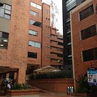 Photo taken at Universidad Sergio Arboleda by Luis R. on 2/18/2013