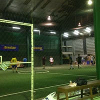 Photo taken at SD Indoor Soccer by Ping ไ. on 4/9/2013
