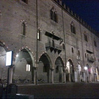 Photo taken at Palazzo Ducale by Gloria L. on 7/27/2013