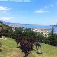 Photo taken at Amisos Cafe & Restaurant by Harun Ç. on 6/5/2013