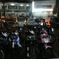 Photo taken at Bank BRI by DemazzZ o. on 11/21/2012