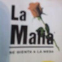 Photo taken at La Mafia se sienta a la mesa by Jorge R. on 6/6/2014