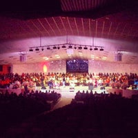 Photo taken at Igreja Adventista do Sétimo Dia - UNASP-EC by Benny P. on 6/9/2013