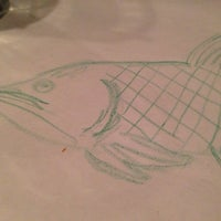 Photo taken at Big Fish Grill by Andrew B. on 12/3/2013