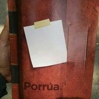 Photo taken at Librería Porrúa by Antonio V. on 4/15/2015