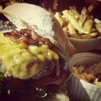 Photo taken at Ring Café & Burger Bar by Jan D. on 9/19/2012