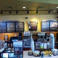 Photo taken at Starbucks by 1 2. on 10/21/2012