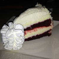 Photo taken at The Cheesecake Factory by Kathy M. on 2/20/2013