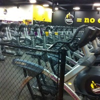 Photo taken at Planet Fitness by George B. on 3/29/2014