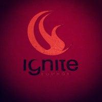 Photo taken at Ignite Lounge by Nadina on 2/9/2013