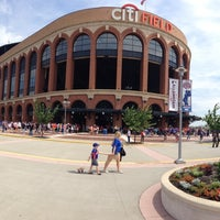 Photo taken at Citi Field by Kai B. on 6/16/2013