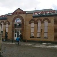 "Photo taken at Автовокзал ""Егорьевск"" by Дмитрий А. on 3/17/2013"