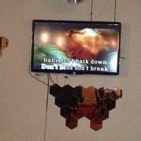 Photo taken at Amber Karaoke Bar by Kel Z. on 6/21/2014