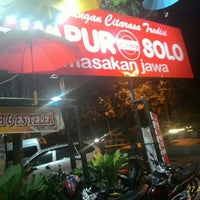 Photo taken at Dapur Solo by bambang s. on 8/27/2015