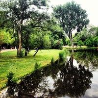 Photo taken at Vondelpark by miki on 7/24/2013