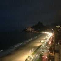 Photo taken at Sol Ipanema Hotel by rafaneves on 6/28/2013