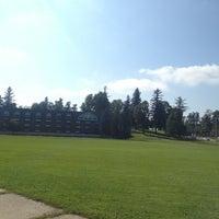 Photo taken at Clarkson University by Hothaifa on 8/29/2013