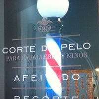 Foto tomada en Barbería Capital (Roma) por Tamara C. el 8/10/2013
