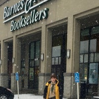 Photo taken at Barnes & Noble by Tania M. on 2/14/2015