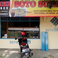 Photo taken at Soto Sutri by Dias P. on 8/7/2014