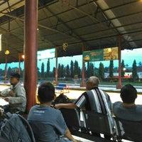 Photo taken at Stasiun Kroya by Dias P. on 7/19/2016