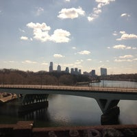 Photo taken at Connecting Railway Bridge by Davor P. on 3/29/2013