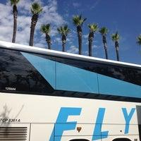Photo taken at FlyAway - Union Station to LAX by ikuko l. on 7/14/2013