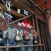 Photo taken at Patron Cafe by Alper Y. on 5/7/2013