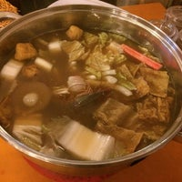 Photo taken at Damansara Village Steamboat by Joanne F. on 10/3/2014