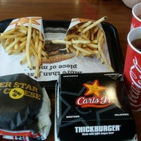 Photo taken at Carl's Jr by Sabrina O. on 8/7/2014