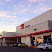 Photo taken at Toyota Carlsbad Parts and Service by Toyota Carlsbad Parts and Service on 2/23/2015