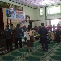 Photo taken at SMA Negeri 3 Malang by de r. on 10/19/2013