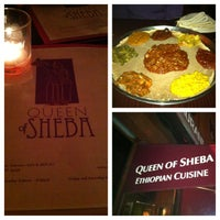 Photo taken at Queen of Sheba by Brenda L. on 3/20/2013
