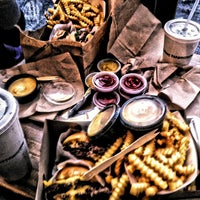 Photo taken at Shake Shack by Soner I. on 12/26/2012