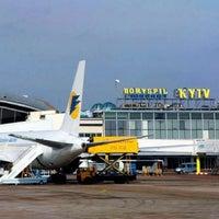 Photo taken at Boryspil International Airport (KBP) by Жоржик К. on 4/9/2013