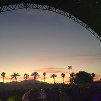 Photo taken at Coachella Sahara Tent by Julian S. on 4/14/2013